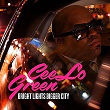Cee Lo Green - Bright Lights Bigger City song cover